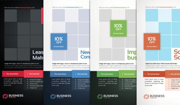 Flyer e brochure