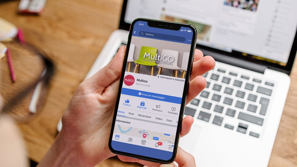 multico pagina facebook mobile