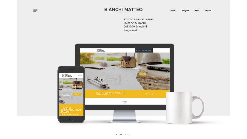 sito dextop mobile studio bianchi