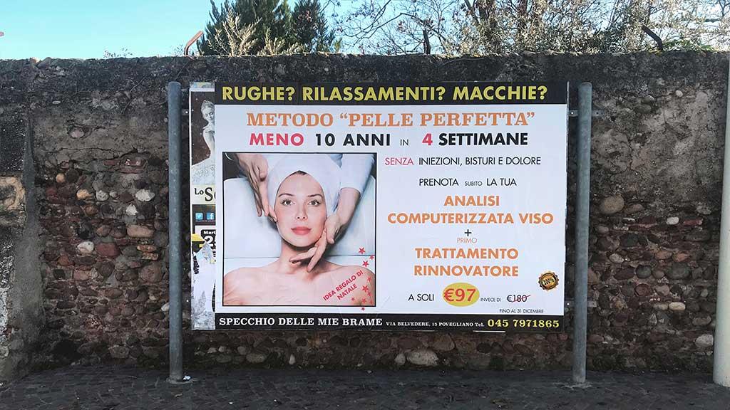affissioni pubblicitarie outdoor villafranca manifesti pubblicitari
