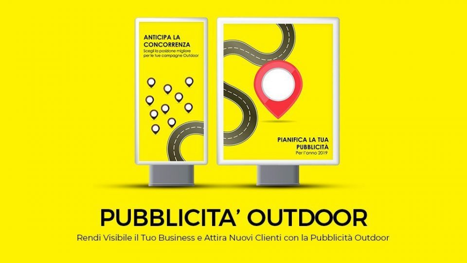 INTRATTO PUBBLICITA'OUTDOOR 2019