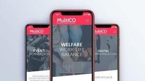 restyling sito web multico coworking verona intratto web design